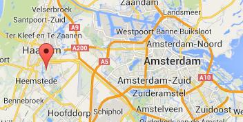Omgeving Amsterdam