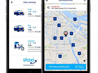 Staxi-app